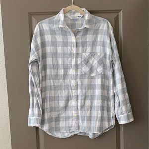 Old Navy Women's Boyfriend Shirt